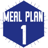 Chaminade Block Meal Plan 1